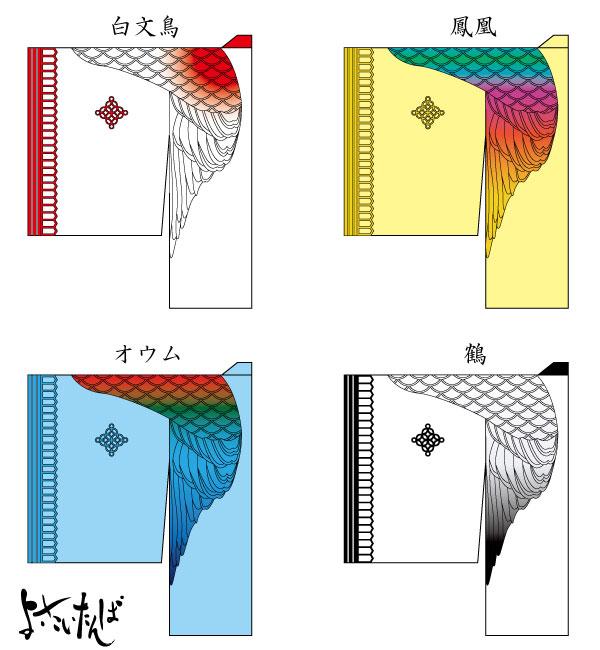 よさこい衣装デザインの方法1-8