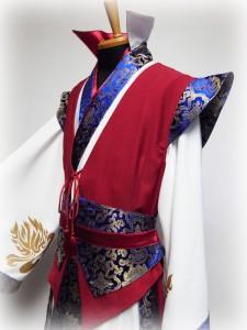 よさこい衣装:昇華一心・ひびき様 男性用 ver.2015