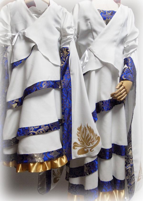 よさこい衣装:昇華一心・ひびき様 女性用 ver.2013